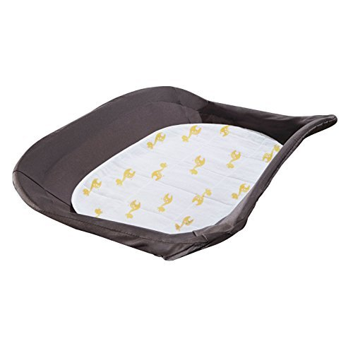 aden by aden + anais Pack N Play Changing Pad Liner, Safari Friends