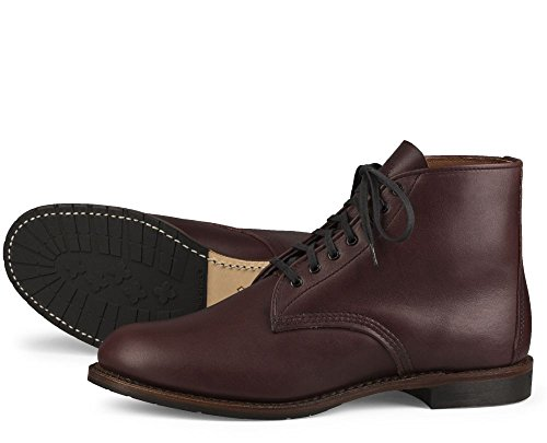Cherry Boots Men's Sheldon Black Shoes Red Wing 6 inch a7q8qTwx
