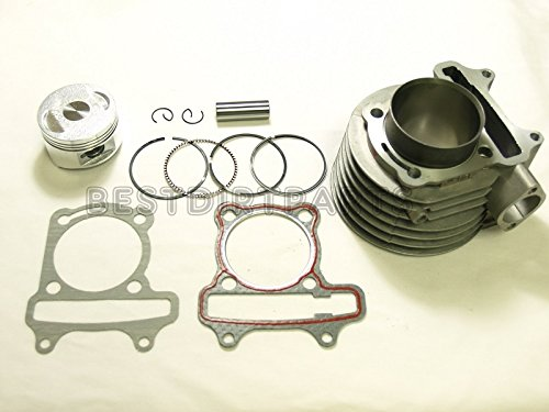 57 Mm Piston Kit - 8