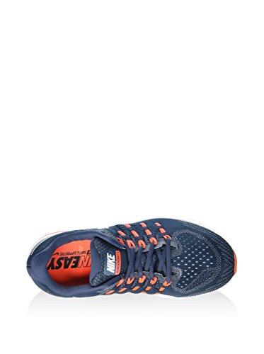 Nike Air Zoom Vomero 11 (4e), Zapatillas de Running para Hombre Azul (Squadron Blue / White-Blue Grey)