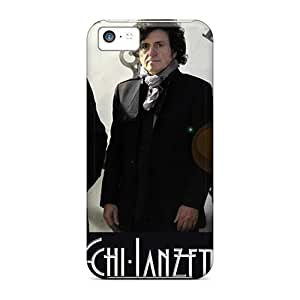 Iphone 5c RhW1007cNrB Customized HD Foo Fighters Skin Durable Cell-phone Hard Covers -SherriFakhry