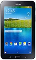 Tablet Samsung Galaxy Tab E 7Ž SM-T116BU com 3G, Android 4.4, Quad Core 1.3GHz, Câmera 2MP, RAM 1GB, 8GB, Preto