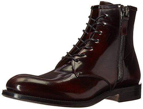 Aquatalia Boot Chukka Men's Black Victor Burgundy raxFwrv