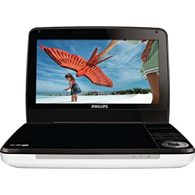 """Philips Pd9000/37 Portable Lcd Dvd Player (9"""") (Personal Audio / Portable Dvd Players) from Petra"""