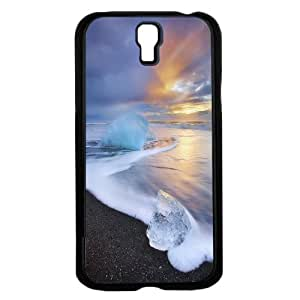 Colorful Sunrise Iceland Beach Hard Snap on Case (Galaxy s4 IV)