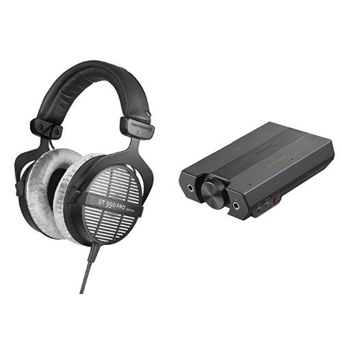 Beyerdynamic DT 990 Pro 250 Professional Acoustically Applications