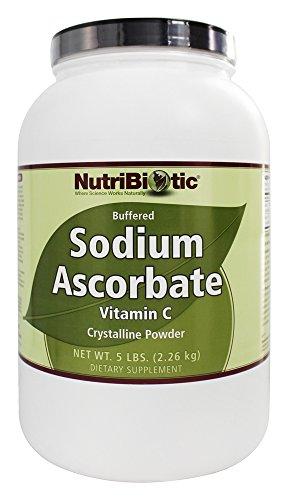Nutribiotic Sodium Ascorbate Buffered Crystalline Powder