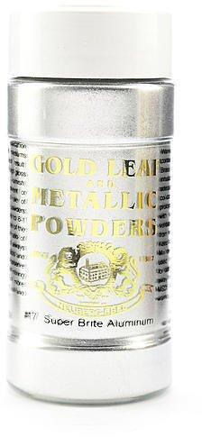 Gold Leaf & Metallic Co. Metallic and Mica Powders (Super Bright Aluminum) 1 pcs sku# 1837163MA