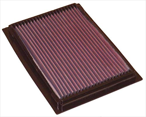 K&N 33-2187 High Performance Replacement Air Filter (Cold Intake Air Ford Escape)