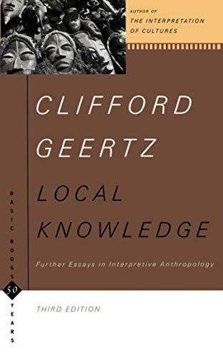 Local Knowledge (Basic Books Classics)