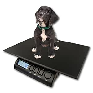 "ZIEIS | 30 Lb. Capacity | Digital Animal Scale | Z30P-DURA1216 | 12"" X 16"" BigTop Dura Platform 