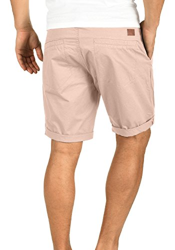 Bermuda 100 Avec 73835 De Shorts Hommes Régulière Rose Camée Cordon Mélange Coupe Ragna Coton Serrage Chino aXw1ZIx