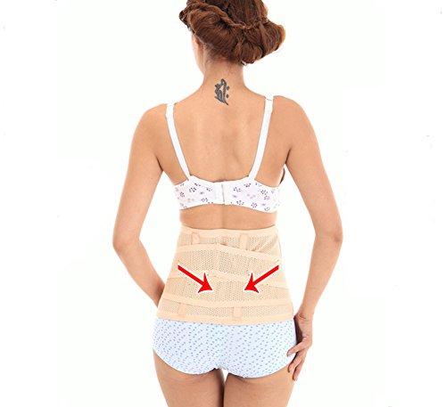 Movingtime Postnatale Grossesse soutien de taille de ceinture Minceur Shaper (M)