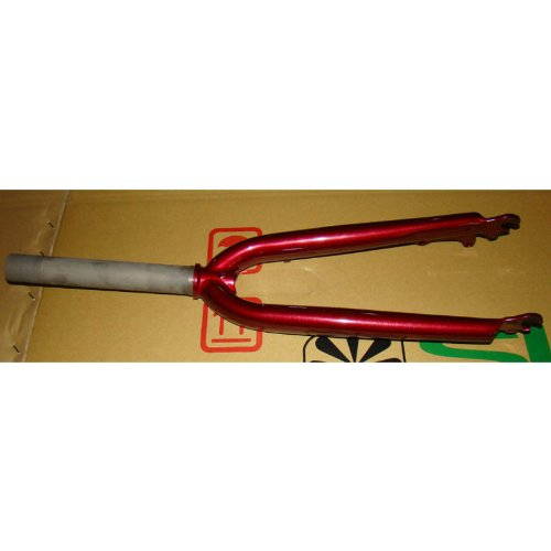 Sun Ez Tandem (Sun Replacement Fork for 2008 EZ Tandem CX - Red)