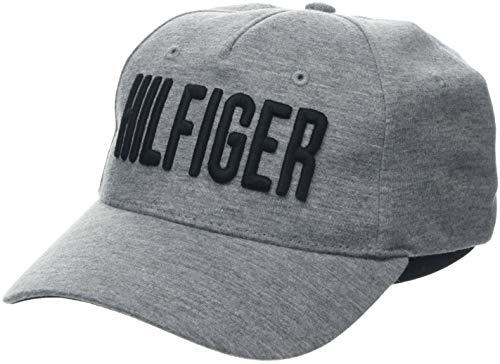 d20fdf63 Tommy Hilfiger Men's Hilfiger Print Cap Baseball, Blue (Corporate 901), One  (Size: OS): Amazon.co.uk: Clothing