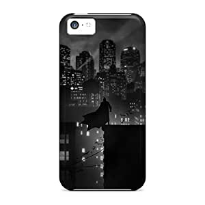 Dark Knight Case Compatible With Iphone 5c/ Hot Protection Case