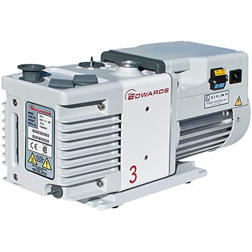 Edwards Rotary Vane Vacuum Pumps; Rv3; Air Displacement: 2.7cfm - Edwards Rotary Pump