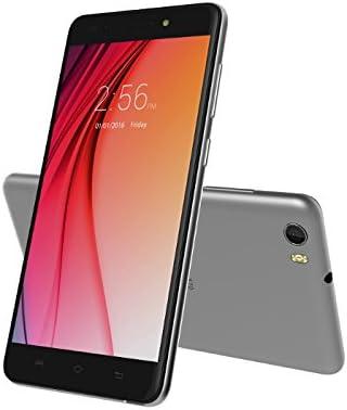 Lava Iris 870 Dual SIM - 8GB, 2GB RAM, 4G LTE, Gray: Amazon com