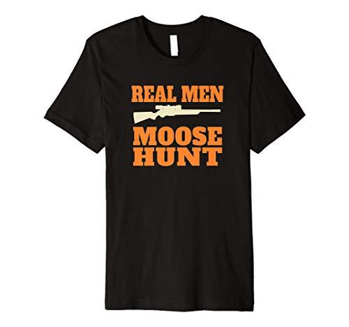 Moose Hunting Premium T-Shirt