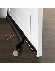 """Door Draft Stopper, 37"""" Inches Adjustable Draft Stoppers for Bottom of Door, Door Stoppers Noise, Sound, Noise Blocker, Energy Saving Under Door Seal Suitable for 30, 32, 36"""" Doors"""