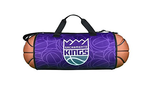 SACRAMENTO KINGS BASKETBALL TO DUFFLE AUTHENTIC by Maccabi Art