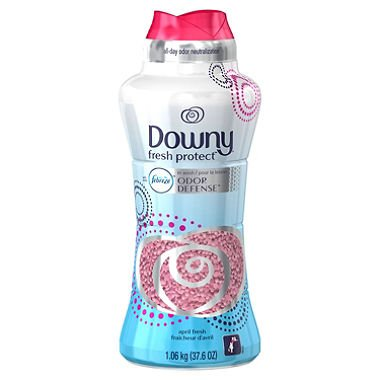 Downy Fresh Protect April Fresh In-Wash Odor Shield Scent Booster (37.6 oz.) (4)