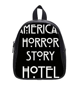 50be96a8a1a8 american horror story Custom School Bag Backpack L  Amazon.co.uk  Baby