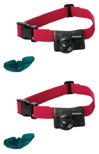 Pet Safe Wireless Pet Containment Receiver Collar 2pk