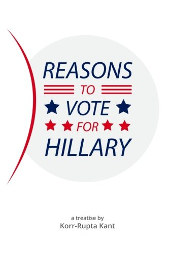 Reasons to vote for Hillary