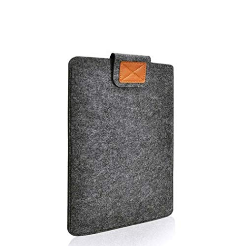 rollone Fashion Wool Felt Fabric Tablet Cover Tablet Sleeve Bag Case Cases from rollone