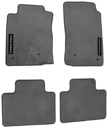Genuine Toyota Accessories PT206-35081-11 Carpet Floor Mat for Select Tacoma Models