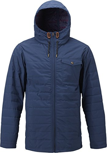 Burton Men's Stylus Jacket, Mood Indigo, Medium ()