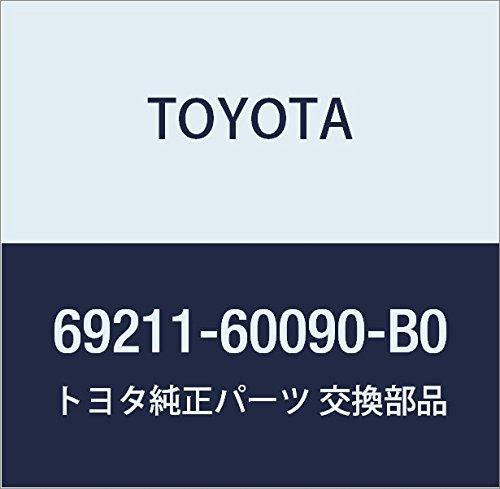 Toyota 69211-60090-B0 Outside Door Handle