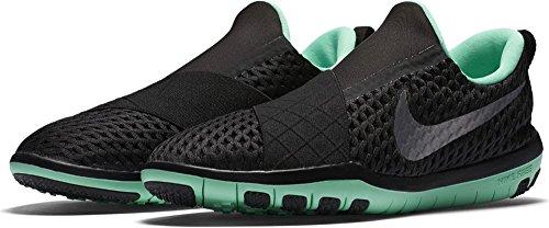 Nike 843966-003, Chaussures de Sport Femme Noir