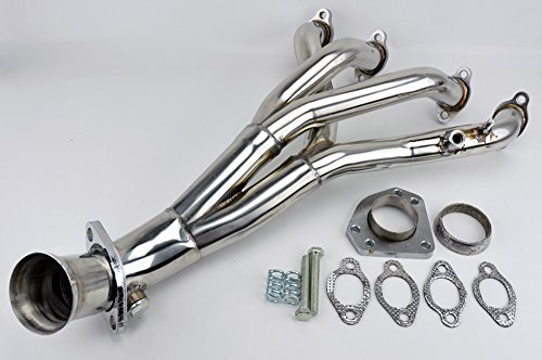 VW Golf Jetta II III 1.8L 2.0L Race Exhaust Header Manifold Stainless Steel