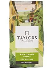 Save on Taylors of Harrogate Rich Italian Ground Coffee 227g (Pack of 6)
