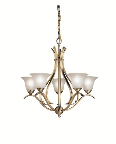 Kichler 2020AB Chandelier Lighting Antique