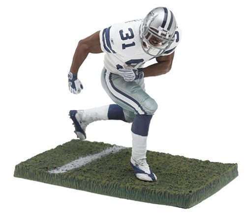 (McFarlane NFL 10 Roy Williams Dallas Cowboys Action Figure Blue Jersey Chase Variant)
