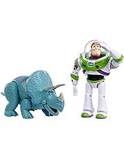 Disney Pixar Toy Story GJH80 – Toy Story 4 2-pack Buzz Lightyear och Trixie