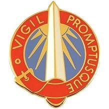 116th Military Intelligence Group Unit Crest (Vigil Promptusque)