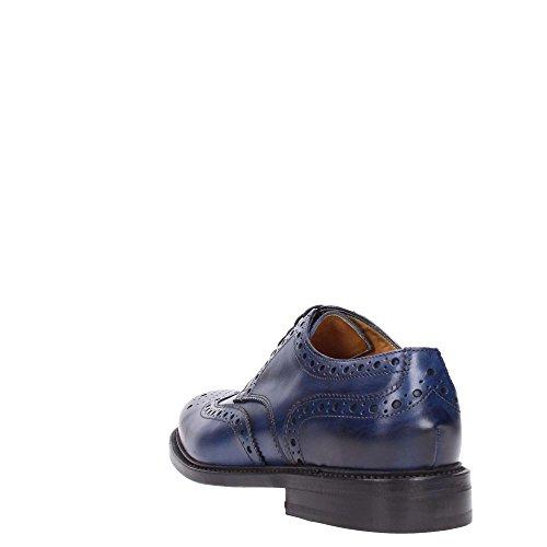 3797 Berwick blu 1707 Berwick 1707 Uomo Stringate 4qZftn