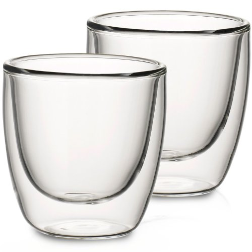Villeroy & Boch 1172438090 Artesano Hot Beverages Tumbler (Set of 2), Clear