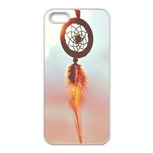 Sunrise Dream Catcher Customized Cover Case for Iphone 5,5S,custom phone case ygtg535127
