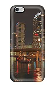 TYH - Awesome Design Tampa Bay Nights Hard Case Cover For Iphone 6 plus 5.5 phone case
