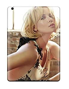 High-end Case Cover Protector For Ipad Air(of Charlize Theron )