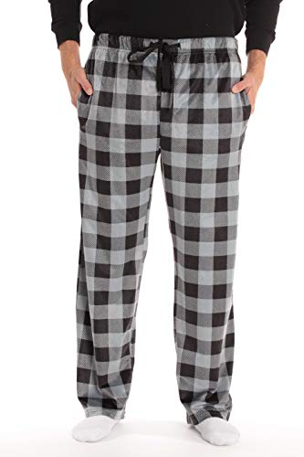 #followme Fleece Pajama Pants for Men Sleepwear PJs 45903-1D-L