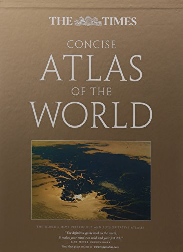 The Times Concise Atlas Of The World (The Times Atlases)