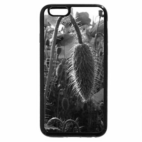 iPhone 6S Plus Case, iPhone 6 Plus Case (Black & White) - POPPY PODS