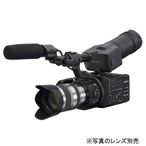 SONY NEX-FS100J レンズ交換式NXCAMカムコーダー(レンズ別売)   B005RVCDG6