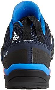 adidas Men's Terrex Solo Trail Walking Shoes AW15, Black